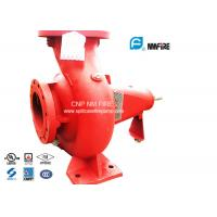 450GPM@200PSI Ul Listed Fire Pumps One Stage 99.8KW Max Shaft Power Manufactures
