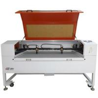 Dual Head CO2 Laser Machine for Wood Cutting/ Engraving (WZ14090D) Manufactures