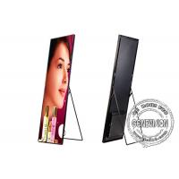 P3 LED Sign Poster Screen Kiosk Digital Signage 1500 Nits Indoor Portable 1920x576mm Manufactures