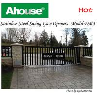 Automatic swing gate operator , Ahouse Manufactures