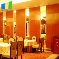 China Room Aluminum Office Movable Sound Proof Partitions Malaysia For Restaurant on sale