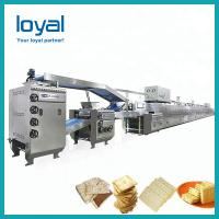 China Small Scale Mini Biscuit Making Machine Industrial Price Food Making Machine on sale