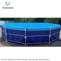 Quality Chongqing Veniceton collapsible  indoor and outdoor RAS fish tank for sale