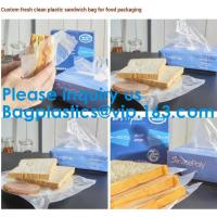 Plastic Deli Wrap and Bakery Wrap ,Durable Packaging Standard Weight Deli Sheets,Deli Wrap and Bakery Wrap, bagease Manufactures