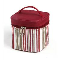 China Travel Insulated Cooler Tote Bags with Zippered , 600 D Oxford Fabric Lunch Bag on sale