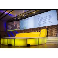 TV Studio P4 Indoor LED Screens Display Video Wall P3/P5/P6 Easy To Install Manufactures