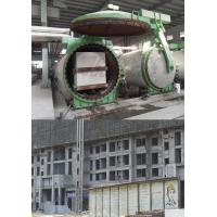 Steam Brick AAC Stainless Steel Autoclave Automatic Steam Sterilizer Manufactures