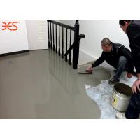 Warehouse Quick Drying Floor Levelling Compound With Inorganic Pigment Manufactures