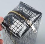 Promotion Travel PVC Cosmetic Pouch,PVC Makeup Bag Pouches Tote Clear Transparen