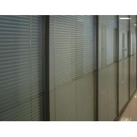 Vertical Blinds Between The Glass , Sound / Heat Insulating Blinds Between Glass Manufactures