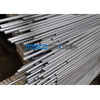 16SWG S31803 / 2205 Duplex Steel Tube With Pickling Surface For Oil Refinery Manufactures