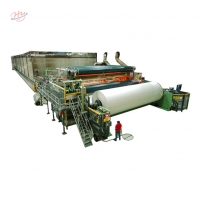 China A4 paper making line printing paper production line on sale