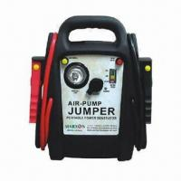 Car Jumper Starter with emergency light, Peak Power Reach 720A China Manufactures
