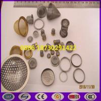 The Most Professional Stamping Screen / Oil Pump Strainer / Pump Strainer Manufacturer Manufactures