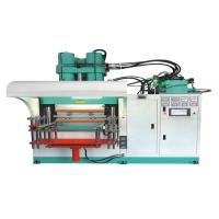 China 300 Ton Silicone Rubber Injection Molding Machine Less Material Consumption High Passed Rate on sale
