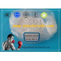 China Fat Burning Steroid Powder Clostebol Acetate / 4-Chlorotestosterone Acetate CAS 855-19-6 Testosterone Enanthate on sale