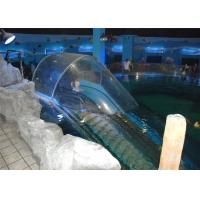 Decorative Small acrylic plexiglass tunnel for hotel , restaurant , park Manufactures