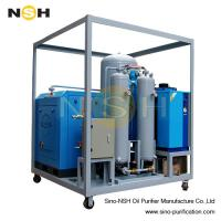 High Efficiency Compressed Air Dryer Unit Optional Enclosure Shelf Covering Type Manufactures