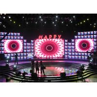 Rigging Structure Stage Background Led Screen Hire , Concert Led Wall Lightweight Manufactures