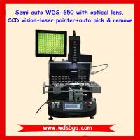 China 110V/220V Laptop/Computer/Tablet Motherboard Repair Machine WDS-650 Automatic Bga Reball Station on sale