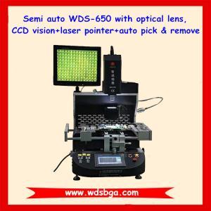 China 110V bga rework station WDS-650 automatic bga soldering machine for computer motherbaord repair on sale