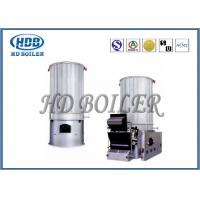 Vertical Gas Oil Fired Thermic Fluid Boiler High Efficiency Low Pollution Emission Manufactures