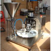 Buy cheap Semi-Automatic Tea Pods Capsules Filling Sealing Machine from wholesalers