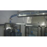 3 In 1 Purified Water 4 / 5 Gallon Water Filling Machinery With PLC Control Manufactures