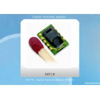 Quality SHT10 - Digital Temperature And Humidity Sensor (RH&T) for sale