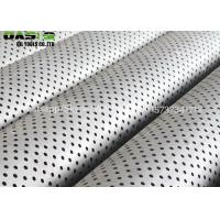 Supplier API Standard 5CT hole casing tubing perforated pipes for oil/water well drill Manufactures