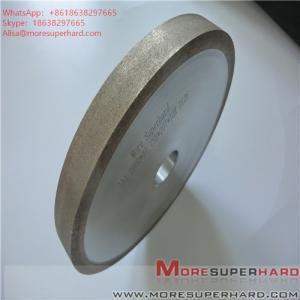 Metal - bonded diamond grinding wheel processing ceramics ALisa@moresuperhard.com Manufactures