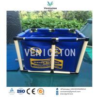 China Veniceton PE Polyethylene fish farm plastic fish tank round fish tank on sale