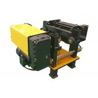 European Electric Wire Rope Pulling Hoist Steel Material For Overhead Crane Manufactures