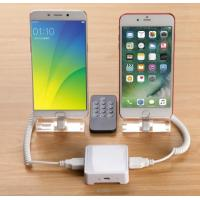 COMER anti-theft display cell phone stand with alarm charging for retail stores Manufactures