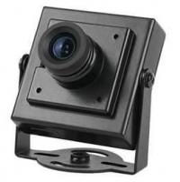 China NMCM Auto Gain Control Security Mini Camera With Sony / Sharp CCD, Bracket 420TVL- 520TVL on sale