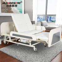 Full Functions Electric Homecare Beds For Elderly People With Toilet , Home Nursing Bed Manufactures