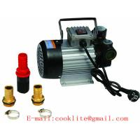 China 220V Electric Diesel Transfer Pump / Electric Fuel Transfer Pump (GT811-AC) on sale