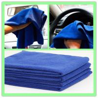 30x30cm Microfiber Car Towel Car Cleaning Wash Clean Cloth Manufactures