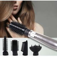 Multifunction 5 In 1 Automatic Electric Hair Styling ceramic Hot Air Brush Rotating Hot Air Brushes Manufactures