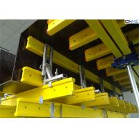 Steel Timber Beam Forming Support , Pouring Height 300mm - 600mm Manufactures