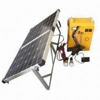 Portable solar power system kit Manufactures