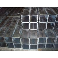 China Normal Carbon Steel Tubing Rectangular Welded DIN EN 10210 DIN EN 10219 on sale