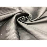 China Customize Color Twill Lining Fabric High Toughness Anti - Wrinkle Anti - Pilling on sale