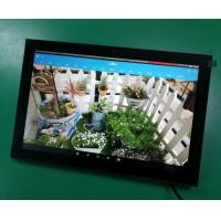 China 10.1 Inch Android POE Flush Mounted Tablet With SIP Intercom For Smart House on sale