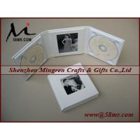 Leather Wedding Double cd dvd Album Holder Manufactures