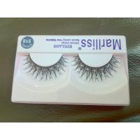 Hot fashionable eyelash with colorful diamond eyelashes Manufactures