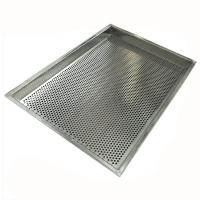 Custom Food grade Stainless steel 304,316 Perforated Baking Tray Manufactures