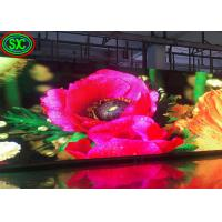 China Advertising Billboard Outdoor Led Video Wall P8 High Brightness Die Casting Aluminum on sale