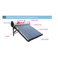 China 2015 hot sale compact pressure heat pipe solar water heater on sale