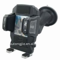 Top quality and best selling car mount/car holder/car cradle for iphone4